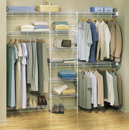 Wire Systems - Closets Plus, Inc. - Tuscaloosa, Alabama