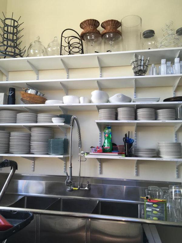 Kitchen / Pantry